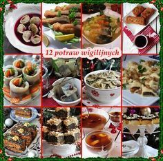 Polish Christmas, Christmas Time, Xmas, Polish Recipes, Polish Food, Pasta Salad, Holiday Recipes, Tea Party, Food To Make