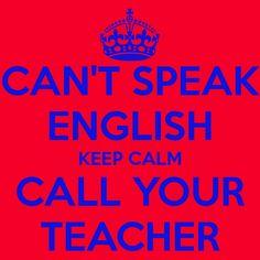 Unproficient English