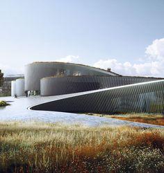Cité du Corps Humain © Big Architects