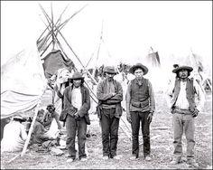 Swampy Cree at Shoal River, Manitoba - 1889