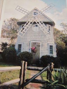 Windmill House  Yarmouth Ma ...Cape Cod ....MML