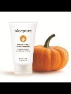 Ladies! 'Tis the season for a little warming pumpkin mask. Smells like yummy pumpkin pie! #aloetteholiday