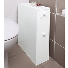 No space for storage? - try this cabinet for size!