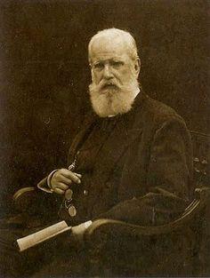 Royal Portraits: Pedro II, Emperor of Brazil