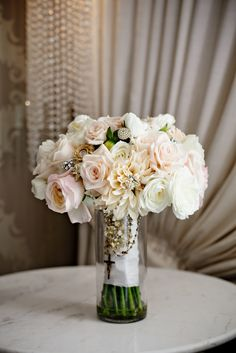 Photography: Lauren B Photo - www.laurenbphoto.com  Read More: http://www.stylemepretty.com/2015/05/13/garden-inspired-portland-ballroom-wedding/