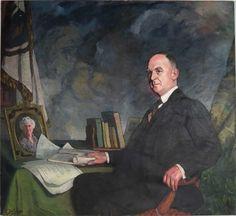Ignacio Zuloaga - Retrato de un caballero