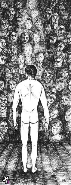 Is being naked proper in theater?  Co sądzicie o nagości w teatrze? Read more: http://issuu.com/miesiecznikkontrast/docs/kontrast_kwiecien-maj/63 Author: Joanna Krajewska