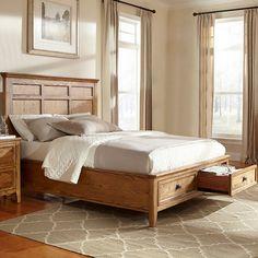 Haven Queen Bed, Dresser, Mirror U0026 Nightstand By Jeromeu0027s Furniture, SKU  LHR14MBQB | Bedroom | Pinterest | Dresser Mirror, Queen Beds And Nightstands