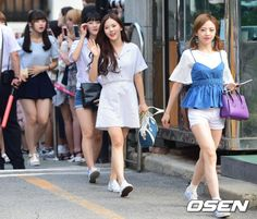 dedicated to wm entertainment's first girl group, oh my girl: hyojung, jine, mimi, First Girl, My Girl, Girl Group, Twitter