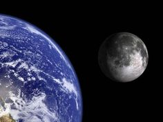 """Contrary to popular belief, the Earth has more than one moon. Cruithne """"The Earth's Second Moon"""" is one of six quasi-satellite asteroids that rotate in a near identical orbit to the Earth."""