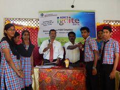 #igniting_Young_Minds_of_Tamilnadu 16th Agni's Ignite District Level Event-Ramanathapuram,22/01/2015