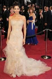 Halle Berry Evening Dresses