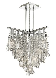 Bocci Style Modern Lighting RBPL14 - modern - chandeliers ...
