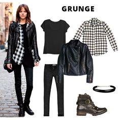 Guia De Estilo: Grunge