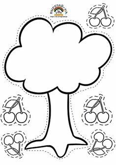 Preschool Writing, Preschool Learning Activities, Toddler Learning, Preschool Worksheets, Toddler Activities, Preschool Activities, Cutting Activities, Classroom Crafts, Kids Education