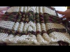 marizamiziara: Poncho de adulto em tricô
