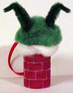 table decorations, advent, balls, school, seuss, grinch ornament, christma craft, canisters, ornament crafts