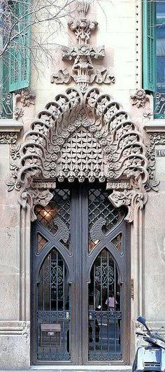 Entrance Door Handle Modern Art Nouveau 47 New Ideas