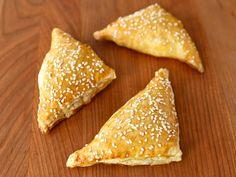 Potato Cheese Bourekas