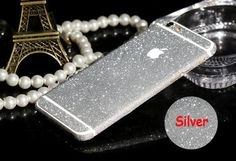 Luxury Bling GLITTER FULL BODY SKIN DECAL BLING STICKER PROTECTOR IPHONE Wrap