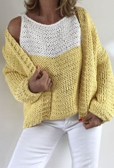 Knitwearlabel PureMe - PureMe knitwear, made for you! - Knitwearlabel PureMe – PureMe knitwear, made for you! Easy Sweater Knitting Patterns, Crochet Cardigan Pattern, Knit Crochet, Diy Crafts Knitting, Mohair Sweater, Pulls, Knitwear, Couture, Long Sleeve