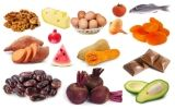 draslík - potraviny zdroje
