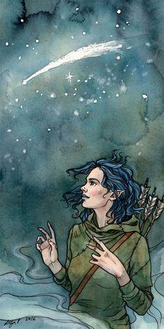 Alayna by LiigaKlavina.deviantart.com on @DeviantArt