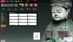 Accès à la boutique de Cadeaux d'Asie - 12 rubriques et plus de 400 références pour vous satisfaire