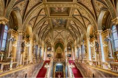Parliament, Budapest Hungary by Richard Silver