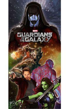 #Gaurdians #Of #The #Galaxy #Fan #Art. (Guardians of the Galaxy) By: Helonzyz. (THE * 5 * STÅR * ÅWARD * OF: * AW YEAH, IT'S MAJOR ÅWESOMENESS!!!™) ÅÅÅ+