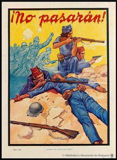 """""""En el día de hoy, cautivo y desarmado el Ejército rojo, nuestras tropas victoriosas han alcanzado sus últimos objetivos militares. La guerra ha terminado"""", decía el último parte oficial emitido desde el cuartel general de Franco el 1 de abril de 1939. #TalDiaComoHoy finalizaba la Guerra Civil que nunca se aprendió en las escuelas. Sobre estos hechos históricos trata nuestra exposición """"Luces sobre un tiempo en gris"""": http://www.bbtk.ull.es/Private/folder/institucional/bbtk/luces/index.html"""