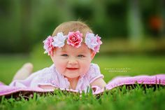 8 month old Spring session | Dana Nicole Photography | Tampa