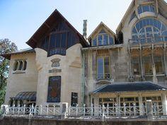 Villa Majorelle extérieur
