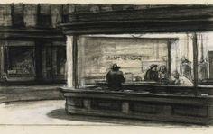 Los dibujos inéditos del genial Edward Hopper