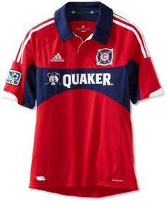 Amazon.com : MLS Chicago Fire Replica Away Jersey : Sports Fan Jerseys : Sports & Outdoors