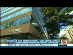#CNN TV 01 09 13 #CyberAttacks on U. S. Banks #Radware #CNNTV