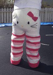 Ravelry: Kitty pants / bukse pattern by Kristine Jorskogen