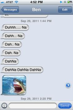 Funny Text Message