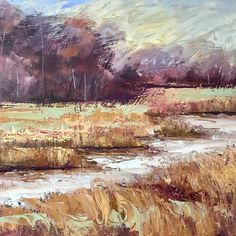 Mississippi Marsh, 12x12, oil on board, www.peytonhutchinson.com Coast, Scene, Purple, Mississippi, Frame, Paintings, Oil, Products, Picture Frame