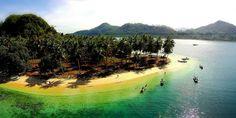 Pasumpahan Island - West Sumatra