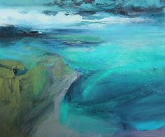 Walking on Air by Kathy Ramsay Carr - art print from King & McGaw