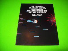 R TYPE By NINTENDO 1987 ORIGINAL NOS VIDEO ARCADE GAME PROMO SALES FLYER RTYPE #RType #Nintendo #VideoGameFlyer