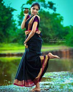 Beautiful Girl Indian, Beautiful Saree, Anupama Parameswaran, Saree Photoshoot, Foot Pics, Girl Photography, Face Art, Traditional Dresses, Actresses