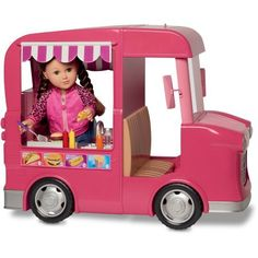 My Life As Dolls Food TruckMy Life As Dolls Food Truck is the new fun,  interactive My Life Doll accessory. Pre-Order NOW!