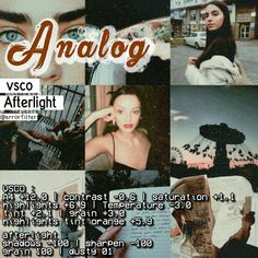 VSCO TUTORIAL • free! • It gives a vintage vibe #photography #vsco #edit #diy #new #wow #vintage #vibe #feel #teen #bored #afterlight #app #sunset #tumblr #instagram #polyvore #grid #analog #love #filter #cam #tutorial #self #picture #perfect #favorite