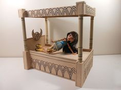Monster High Furniture  Miniature 16 Scale by MonsterMiniCustoms, $35.00