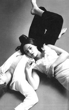 #ADVOCATE1612 Leonard Whiting & Olivia Hussey <3