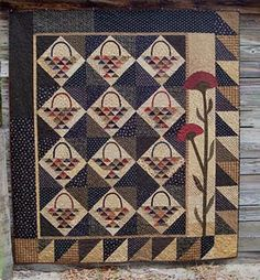 love this basket quilt