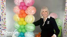 Balloon Columns, Flat Color, Balloon Decorations, Garland, Graffiti, Balloons, The Creator, Colorful, Create