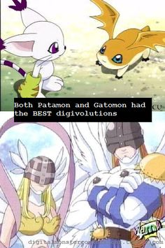 Digimon Confessions. Can't argue with that.